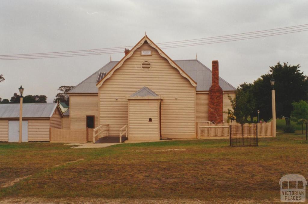 Toongabbie Mechanics Institute, 2000