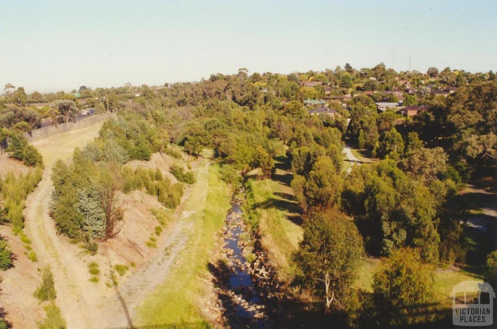 Monash Freeway, 2000