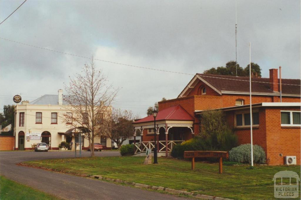 Lexton community centre, former shire office, 2000