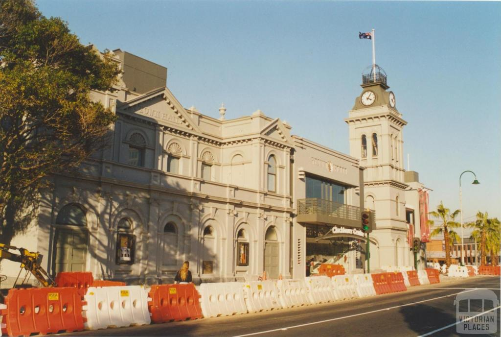 Town Hall, Moonee Ponds, 2000