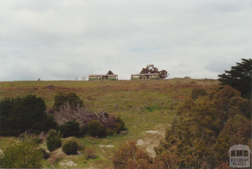 Vaughan Springs, 2000
