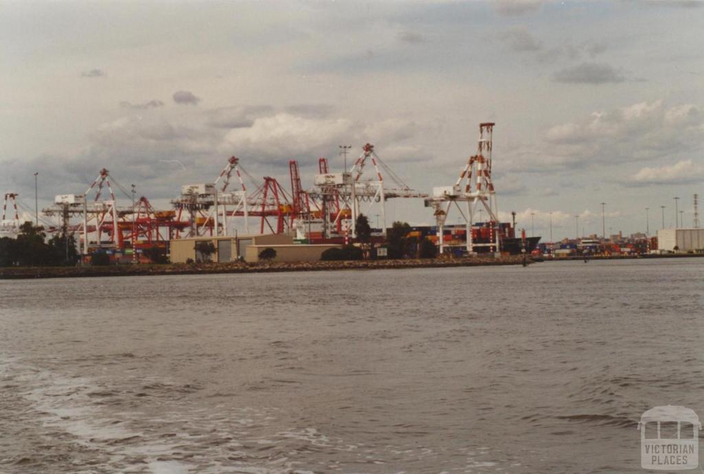 Swanson Dock Entrance, 2000