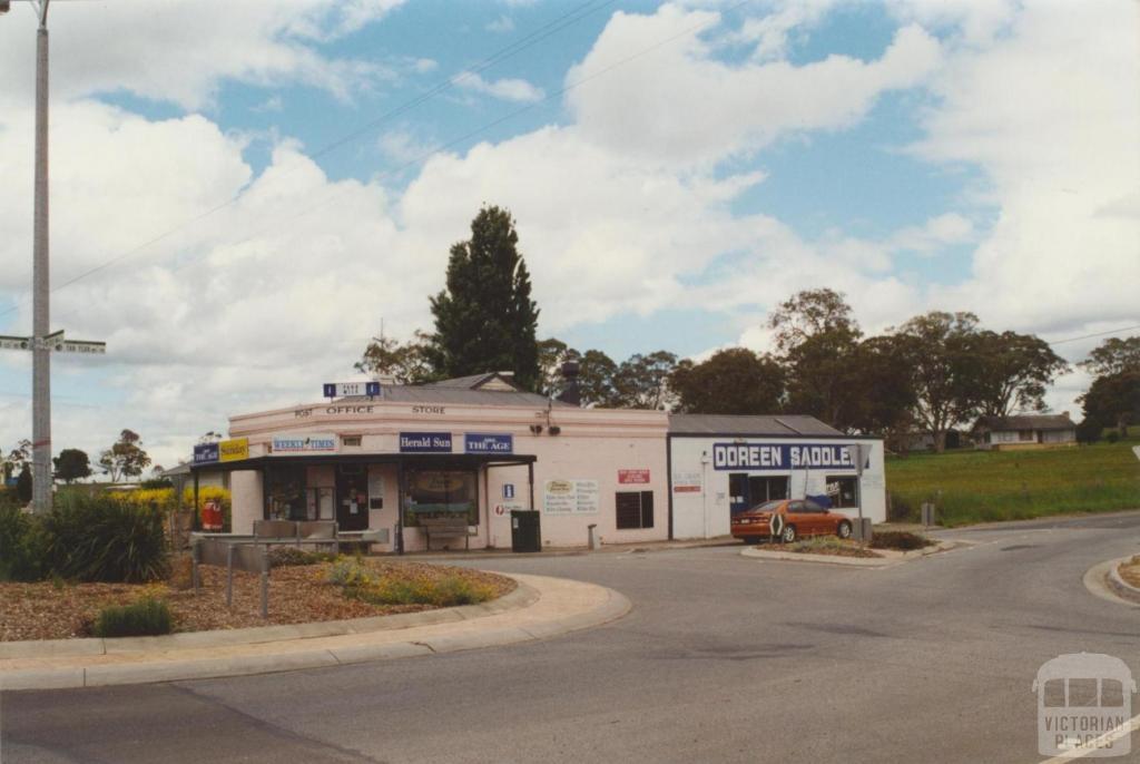 Doreen Post Office Store, 2000