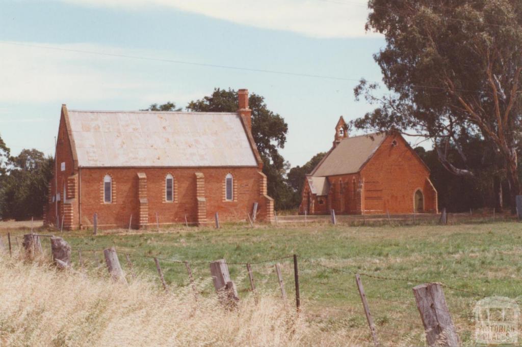 Newbridge St John's Anglican Church, 2001