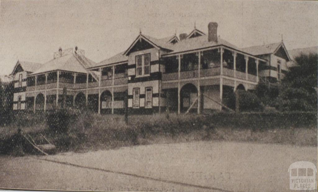 Mount Eliza, 1918