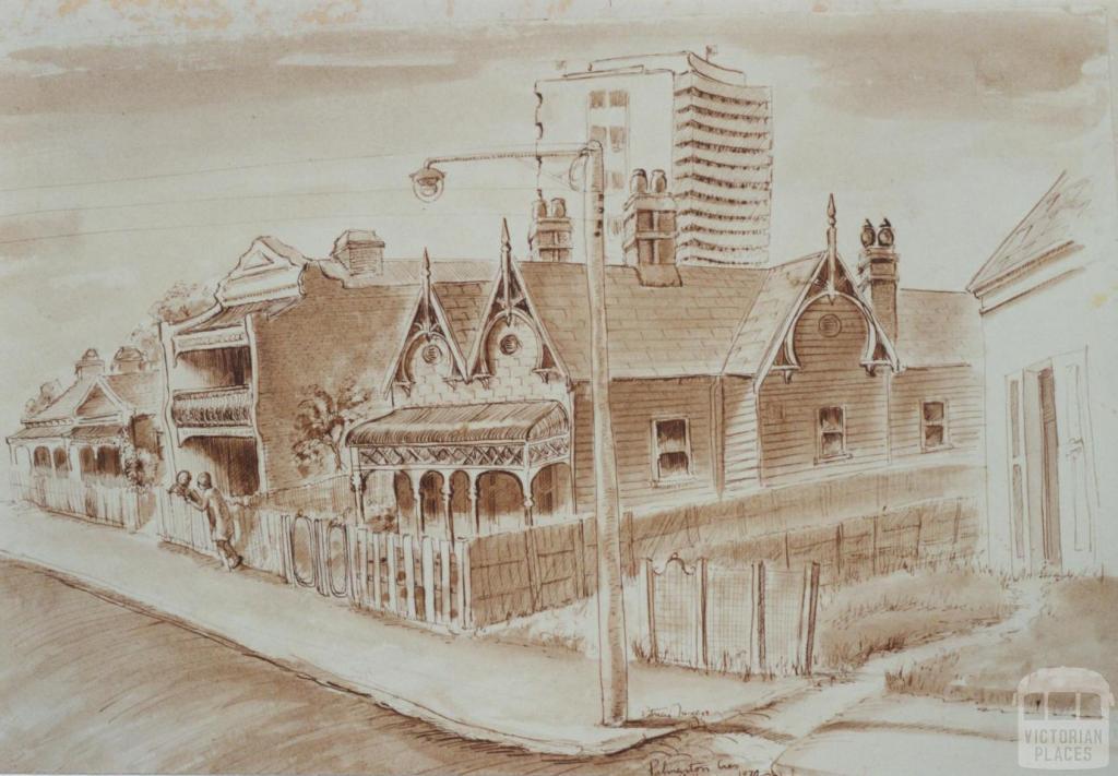 Palmerston Crescent, South Melbourne