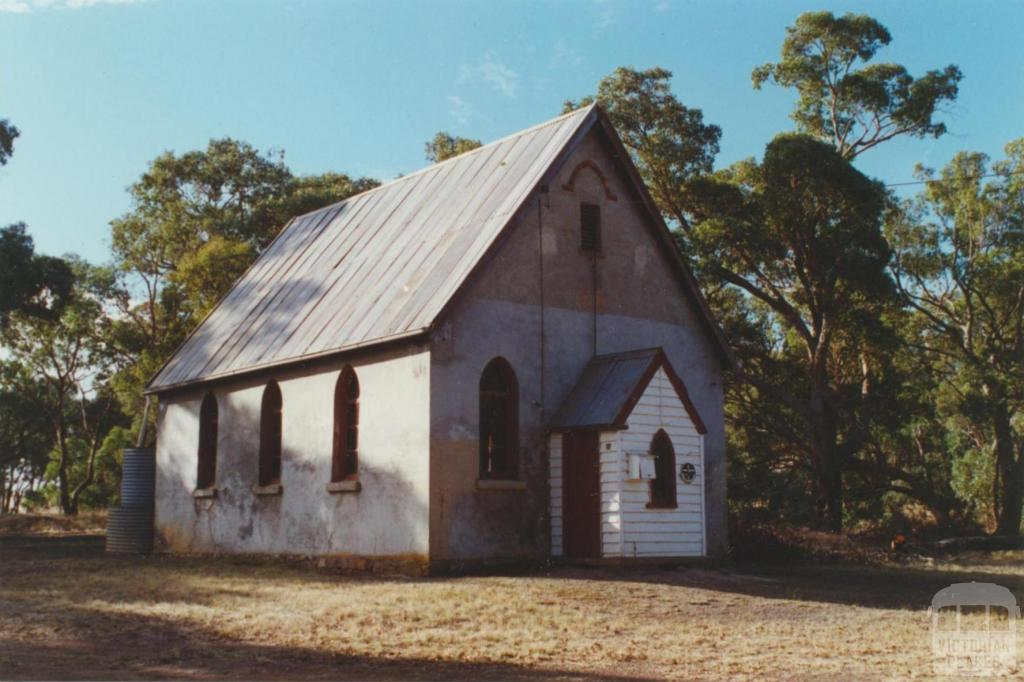 Costerfield Uniting Church, 2001