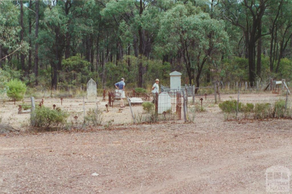Whroo Cemetery, 2001