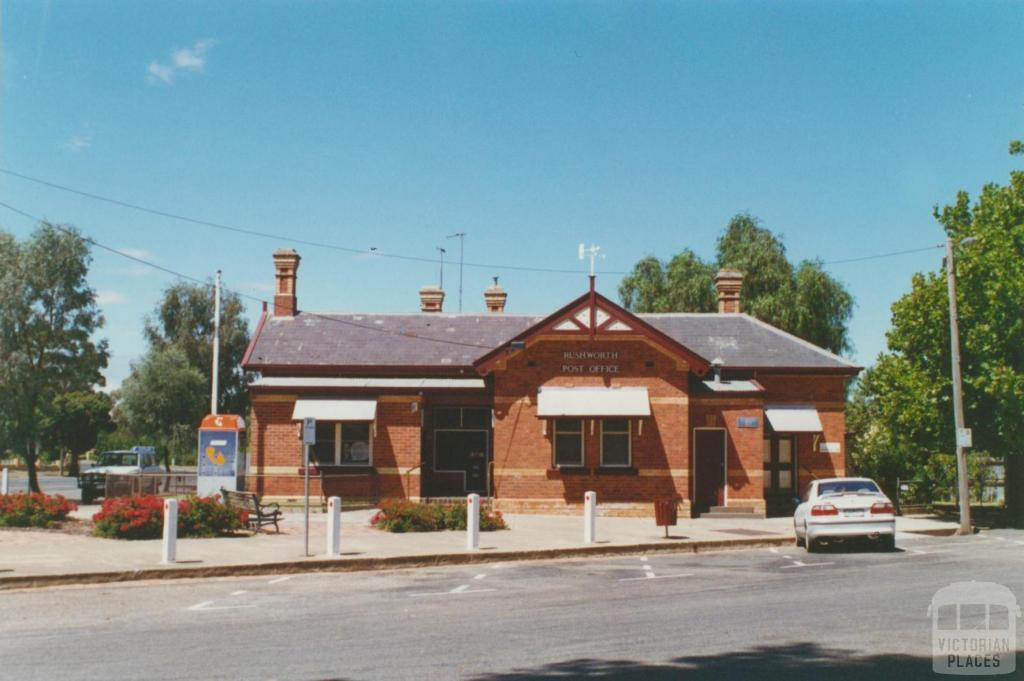 Rushworth Post Office, 2001