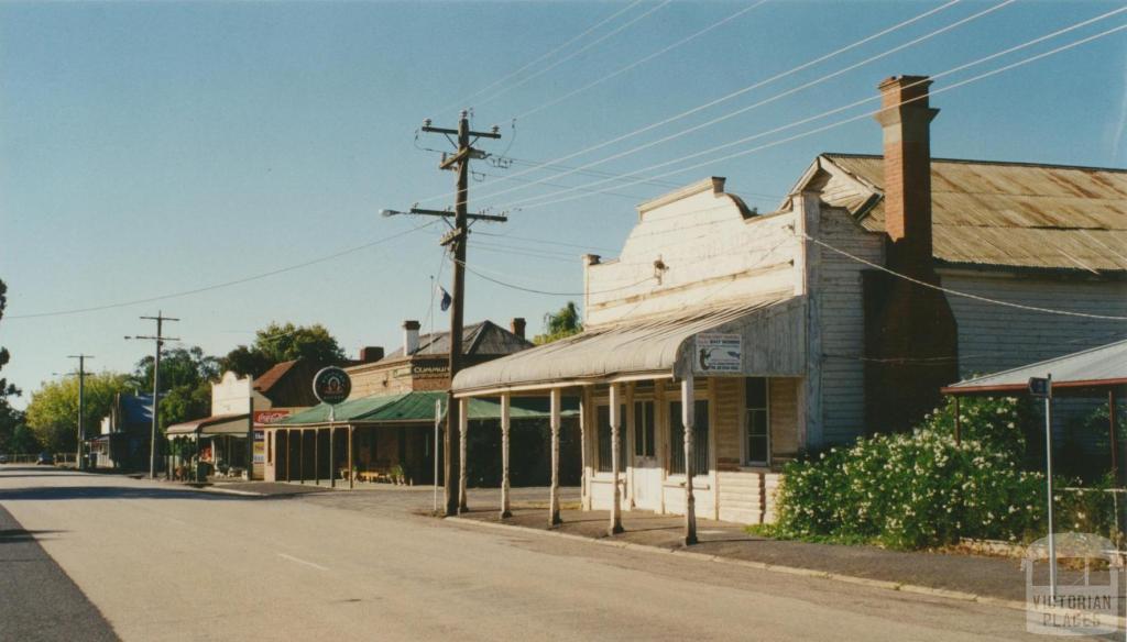 Devenish, community owned hotel, 2002