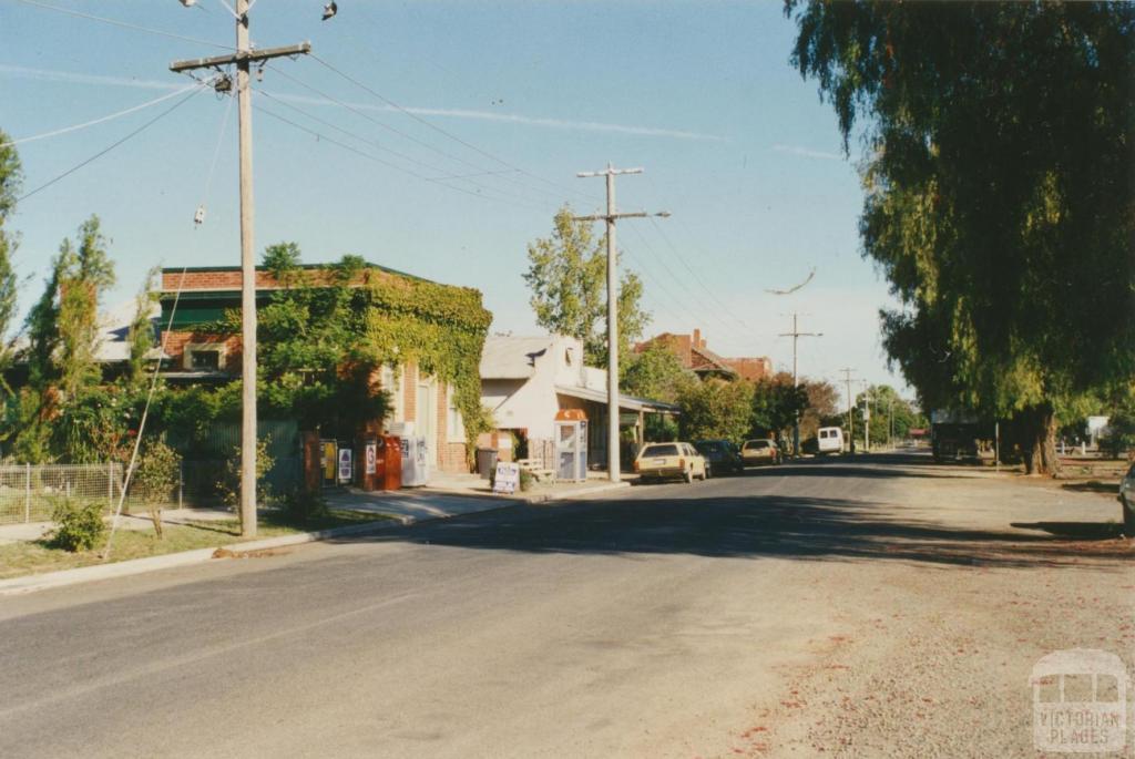 St James, 2002