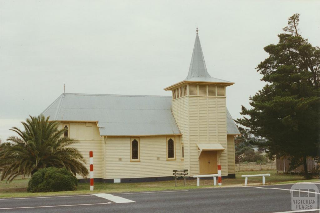 Meredith Anglican Church, 2002