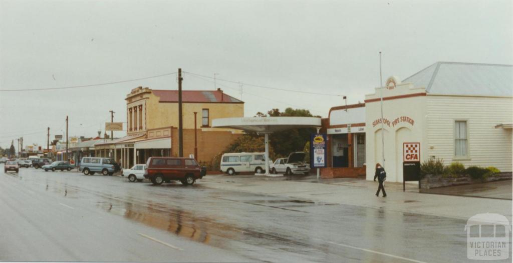 Sebastopol, 2002