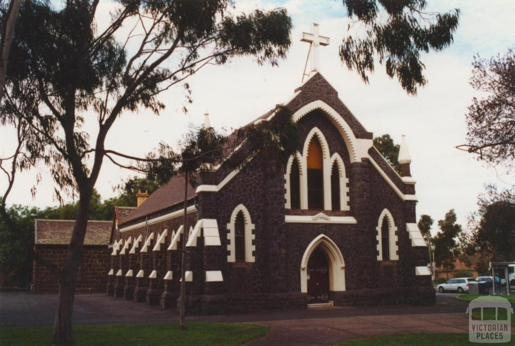 Holy Trinity Church of England, Coburg, 2002