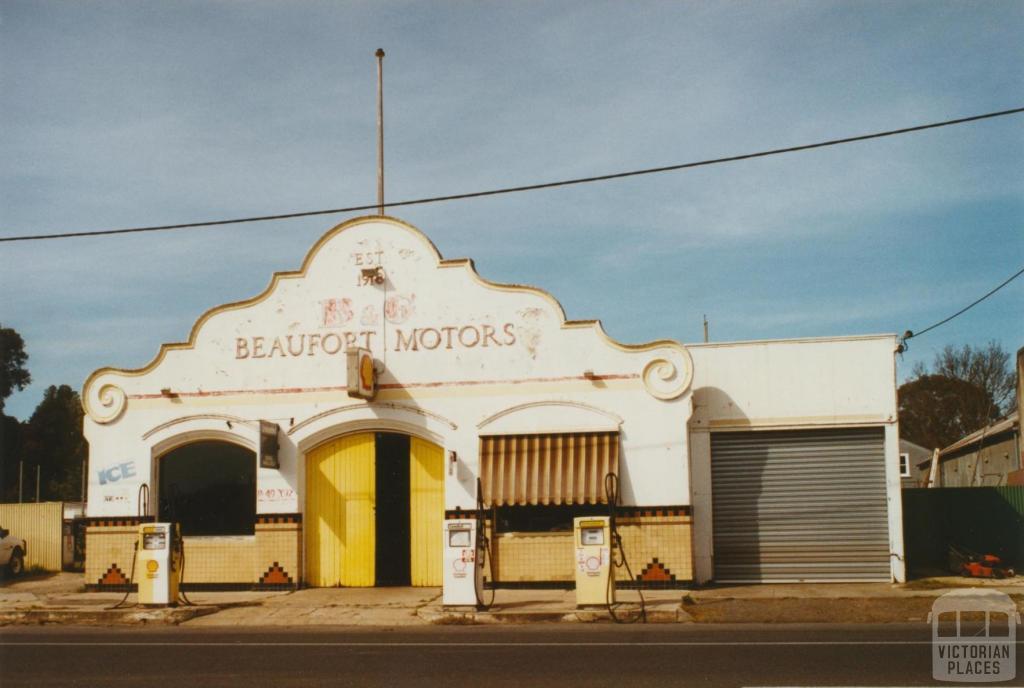 Beaufort Motors, 2002