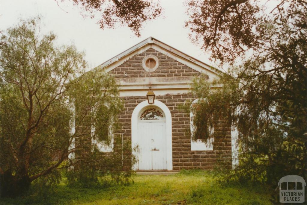 Temperance Hall, Hexham, 2002