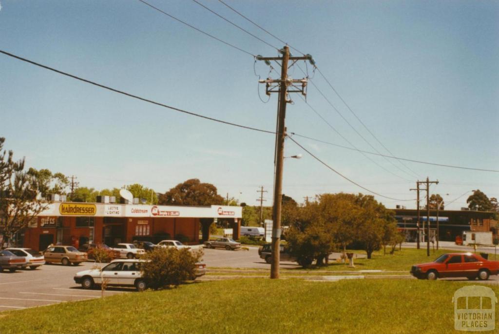 Coldstream, 2002