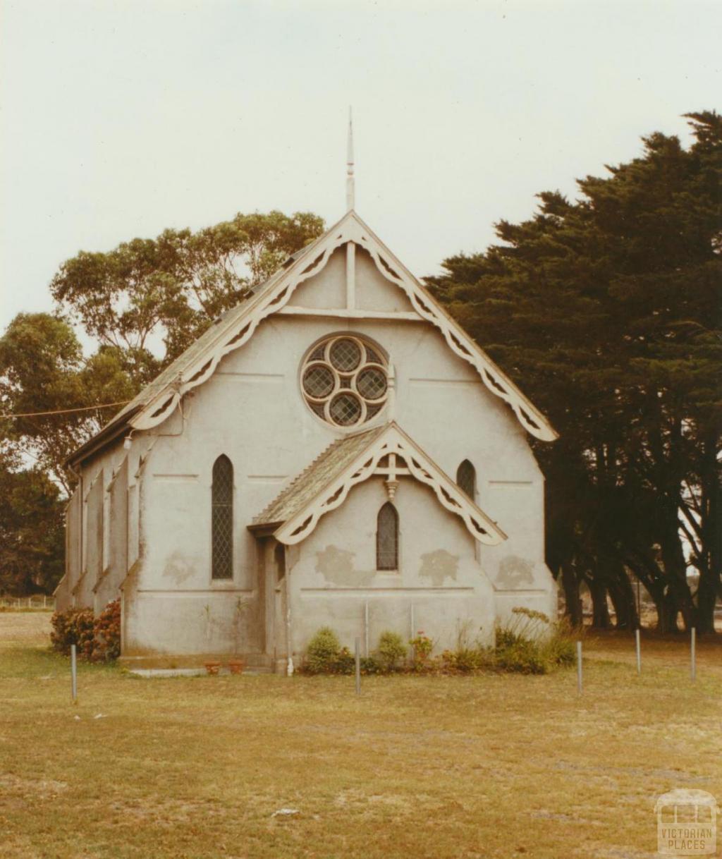 Uniting Church, Chapel Road, Keysborough, 2003