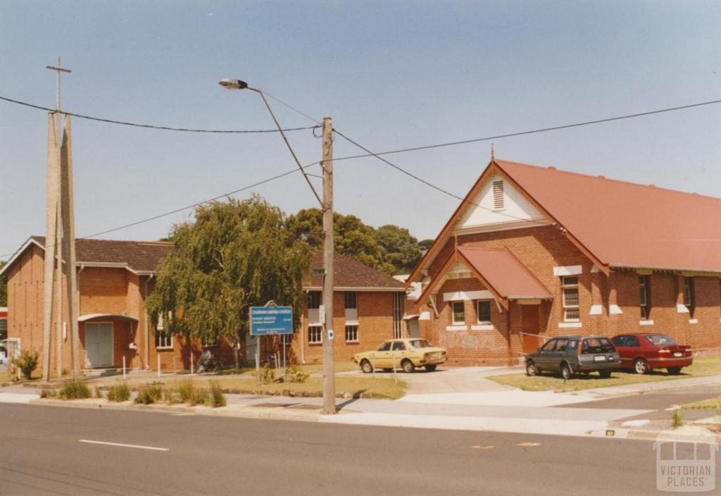 Uniting Church, Charman Road, Cheltenham, 2006