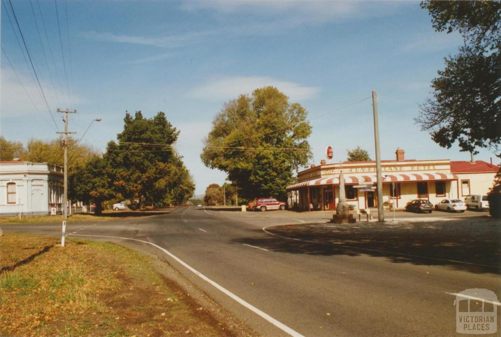 Smeaton Road to Creswick, 2008
