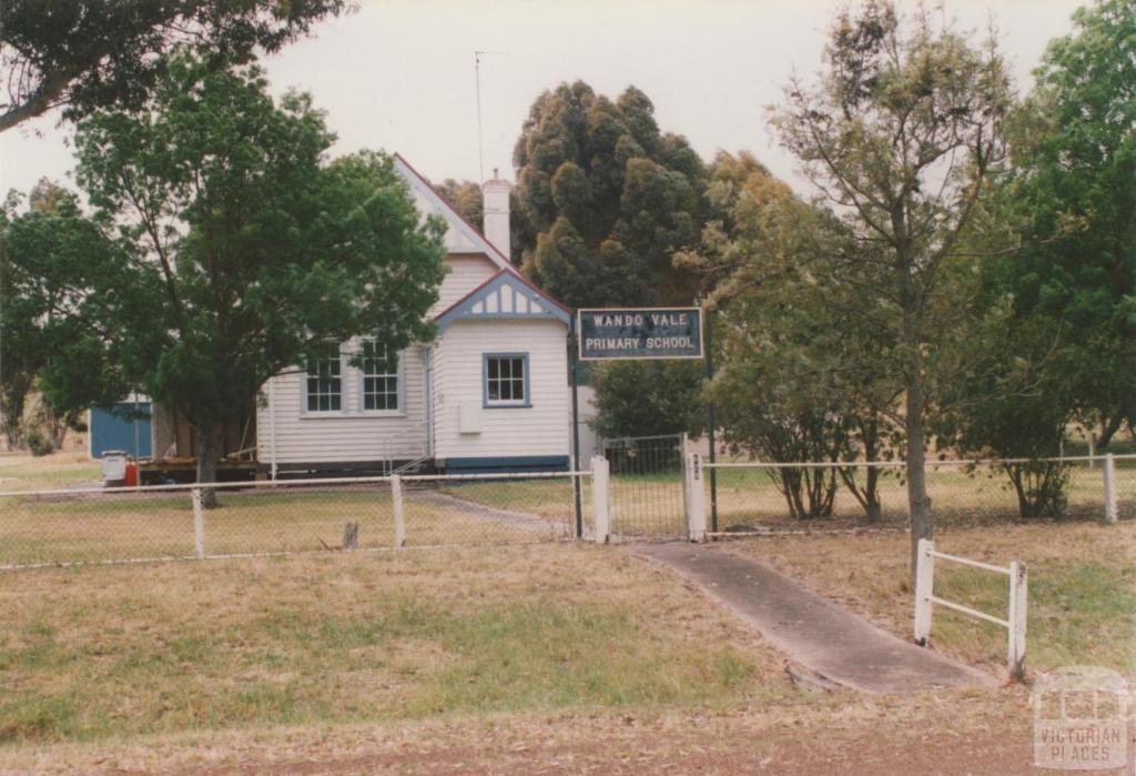Wando Vale primary school, 2008
