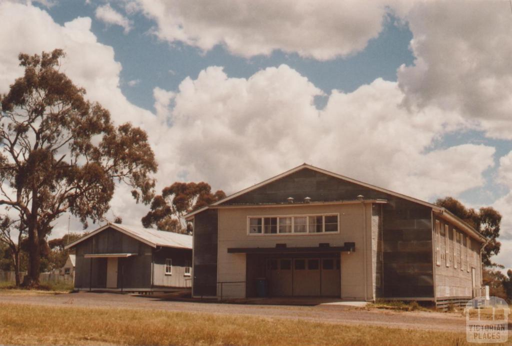 Baringhup hall, 2009