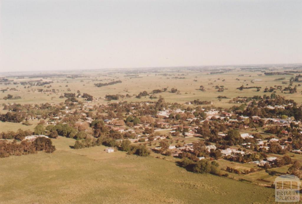 Penshurst from Mount Rouse, 2009