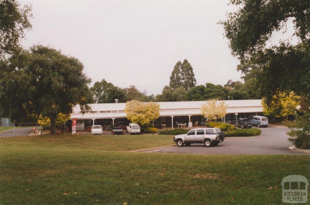 Rawson shops, 2010