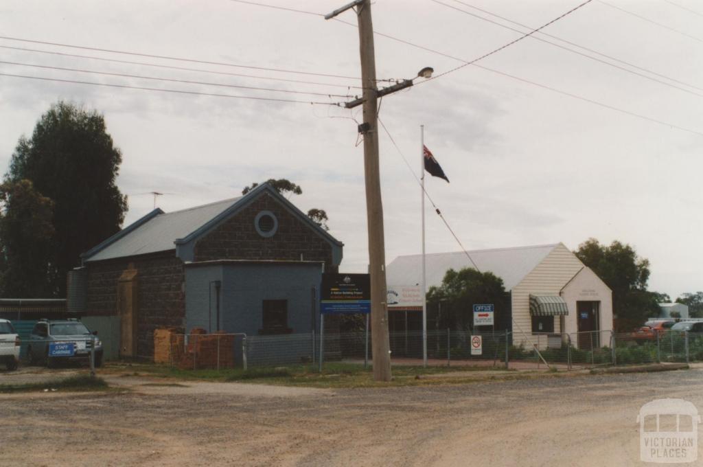 Mickleham school, 2010