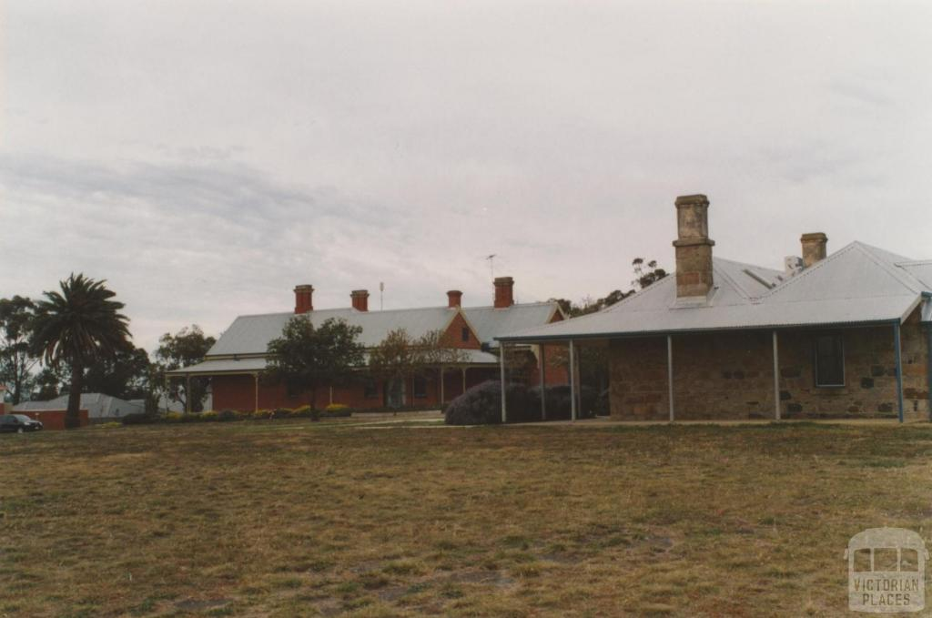 Roxburgh Park homestead buildings, 2010