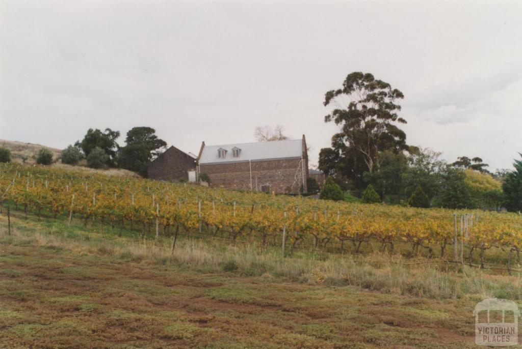 Goonawarra vineyard, Sunbury, 2010