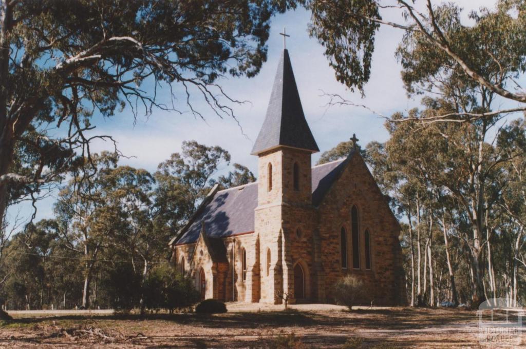 Catholic Church (1869-71), Dunolly, 2010