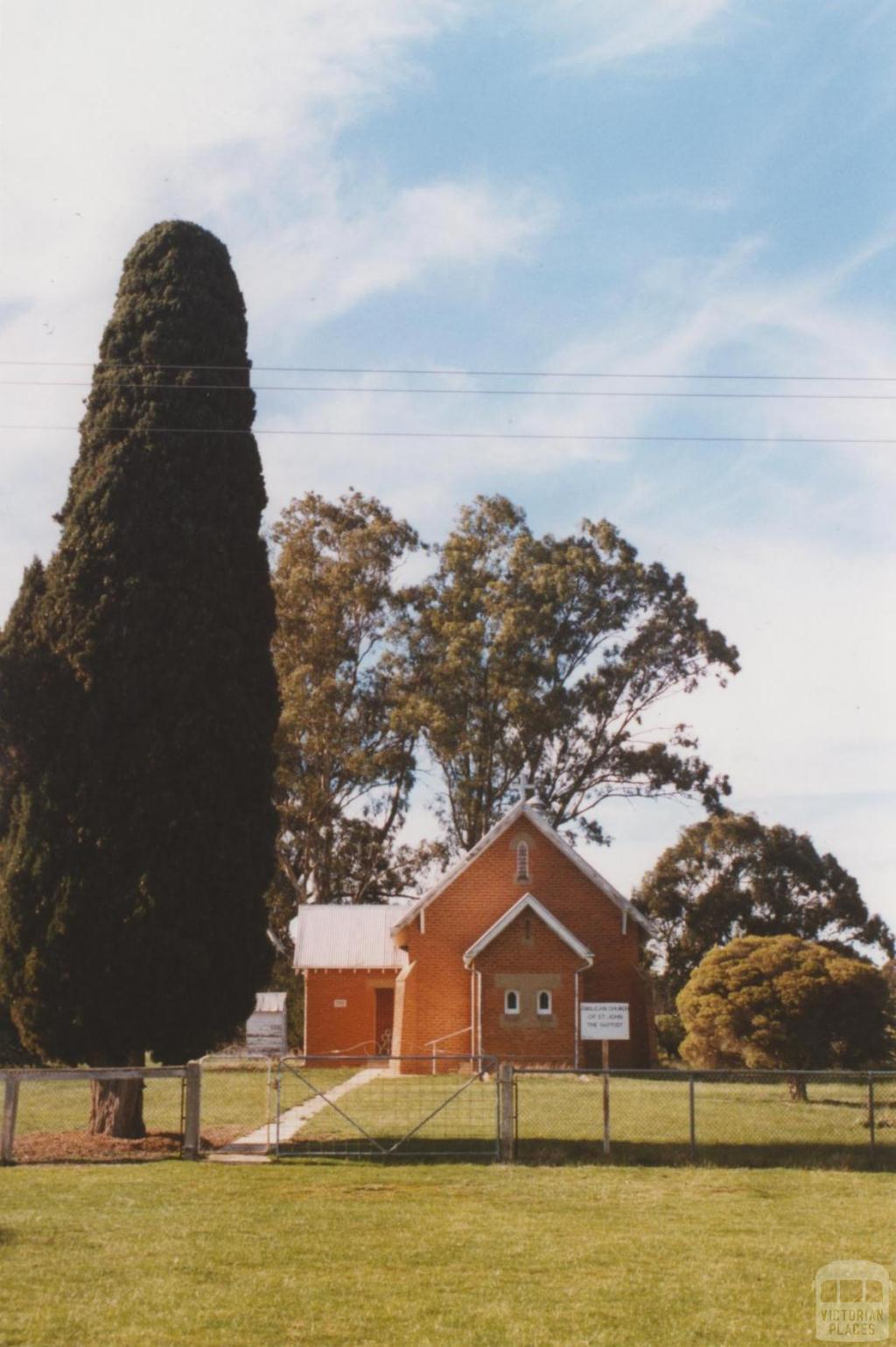 St John the Baptist Church of England, Rheola, 2010