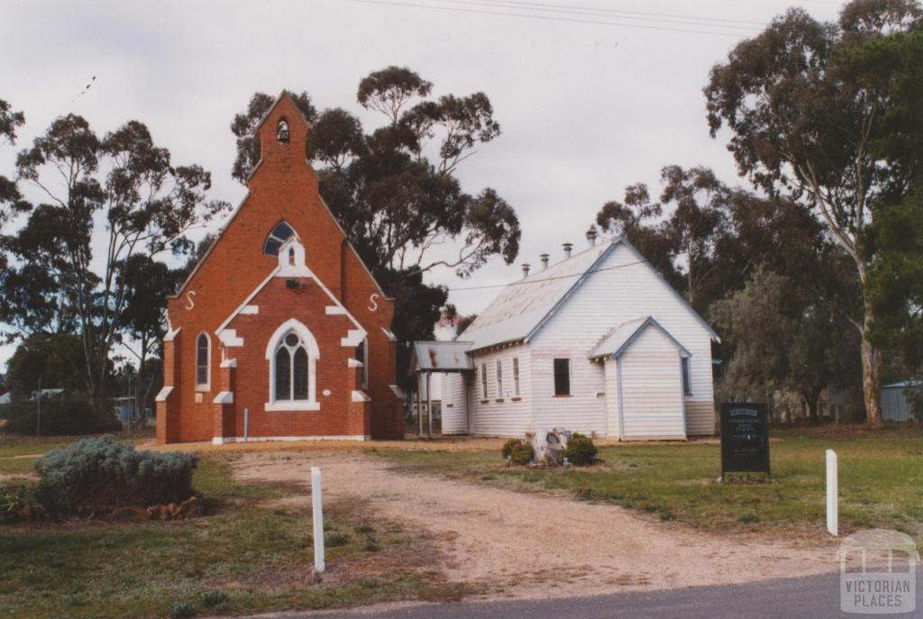 St David's Church of England, Bealiba, 2010