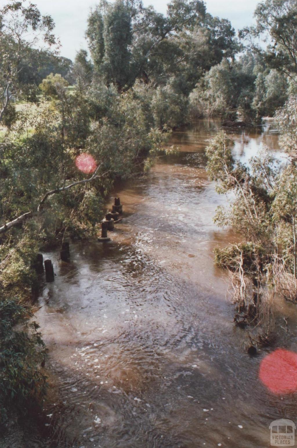 Loddon River, Newstead, 2010