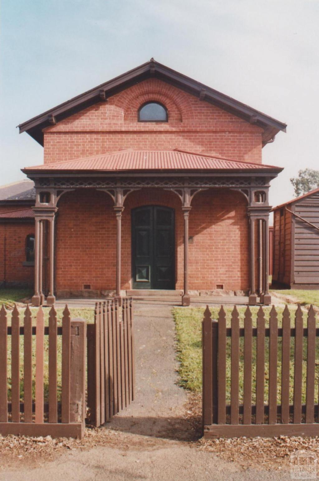 Court House, Huntly, 2010