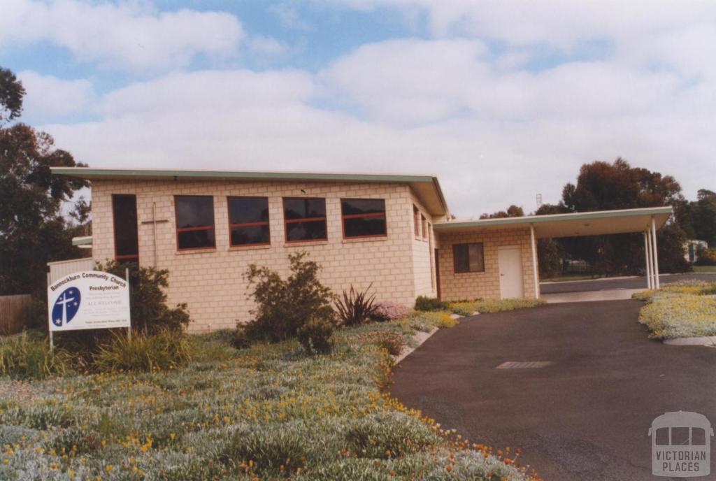 Uniting Church, Bannockburn, 2010