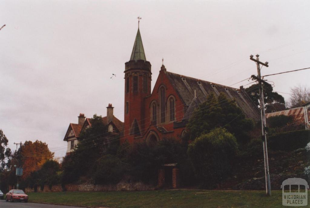 Presbyterian Church, Daylesford, 2011