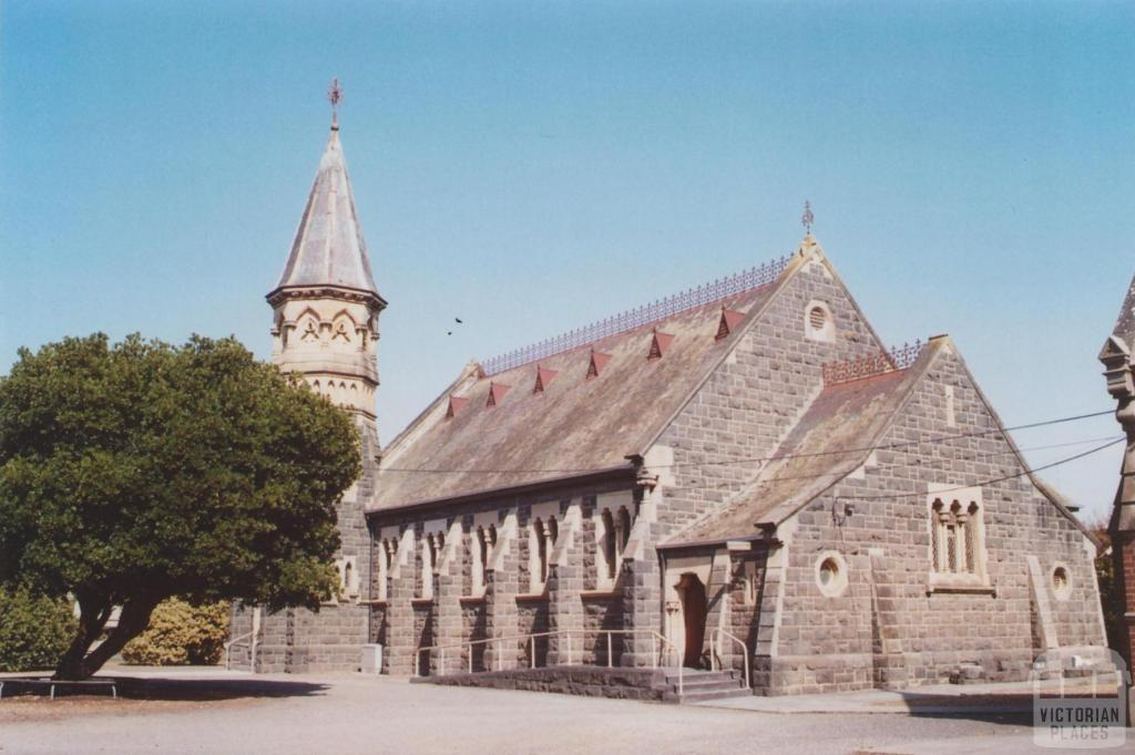 Uniting Church, Colac, 2013