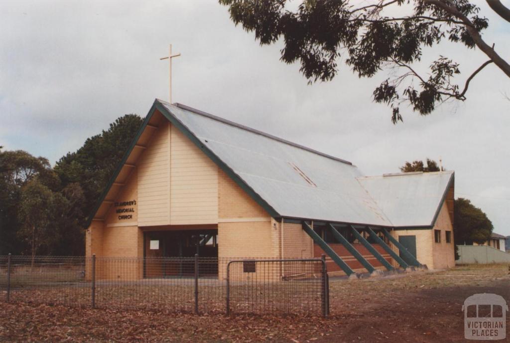 Catholic Church, Simpson, 2013