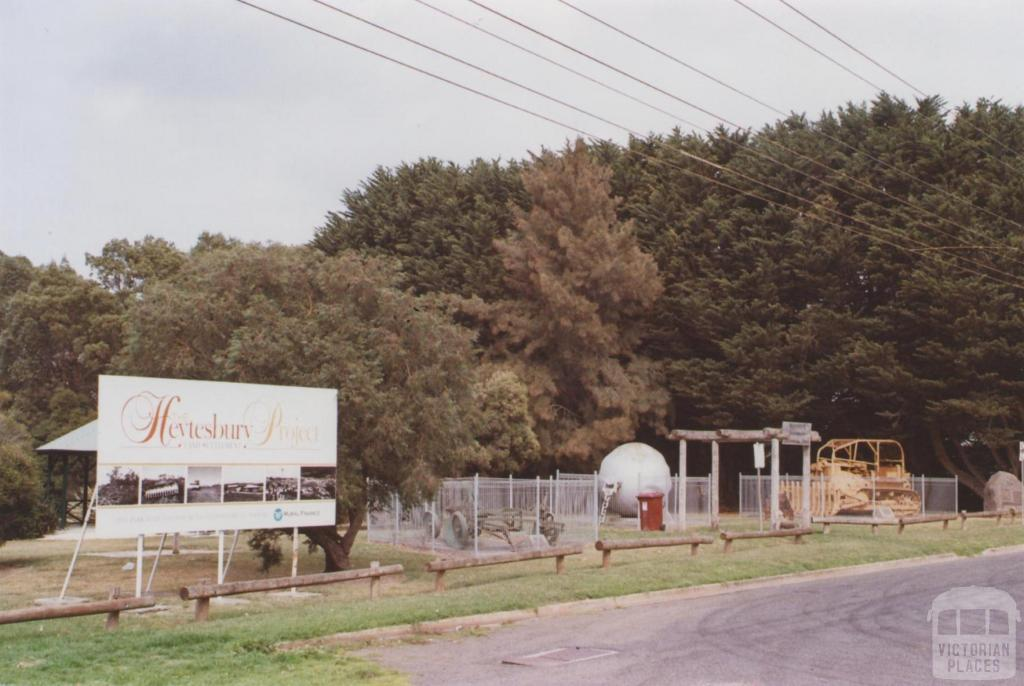 Heytesburry Project, Simpson, 2013