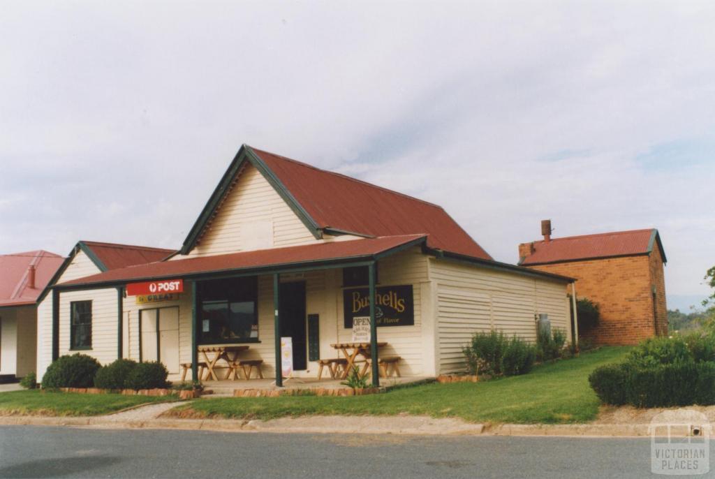 Store and Bakery, Tintaldra, 2010