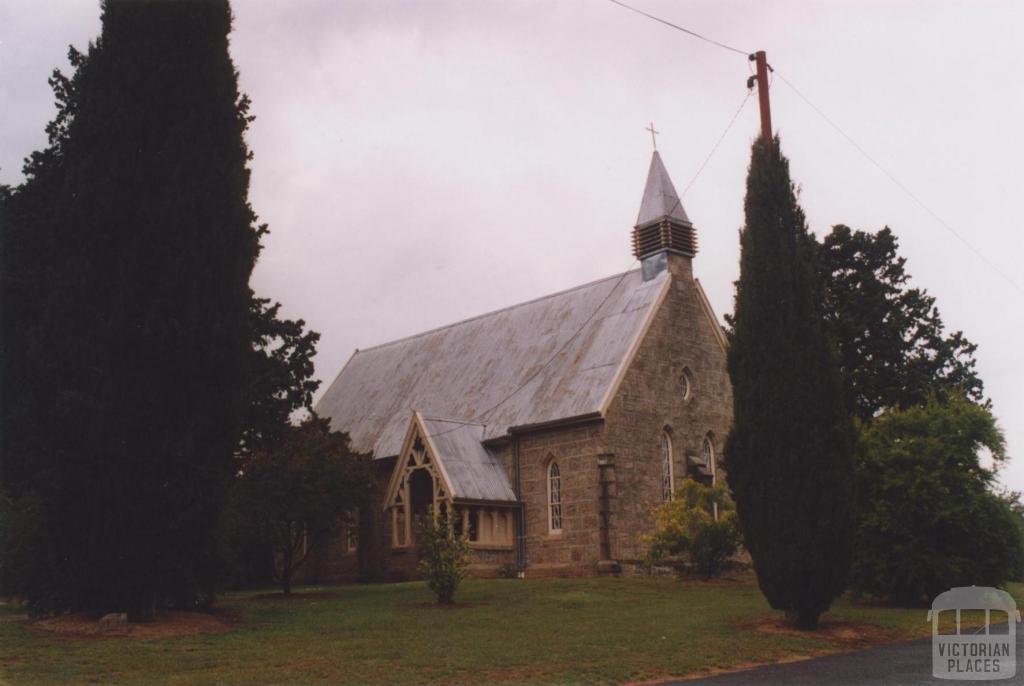 Anglican Church, Yackandandah, 2010