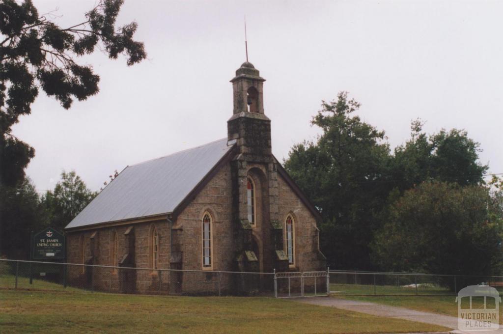 Uniting Church, Yackandandah, 2010