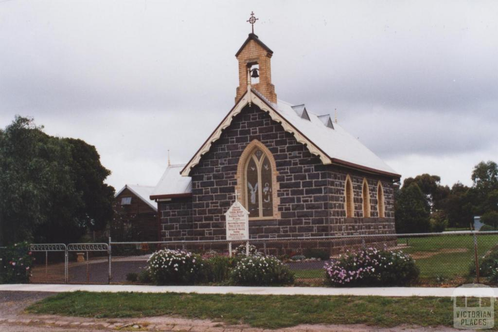 Anglican Church, Little River, 2011