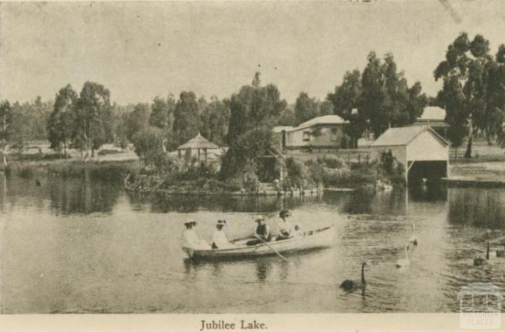 Jubilee Lake, Daylesford