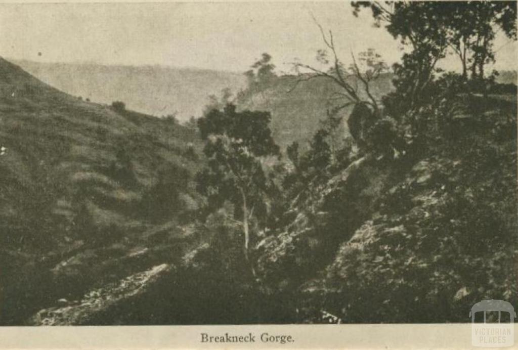 Breakneck Gorge, Daylesford