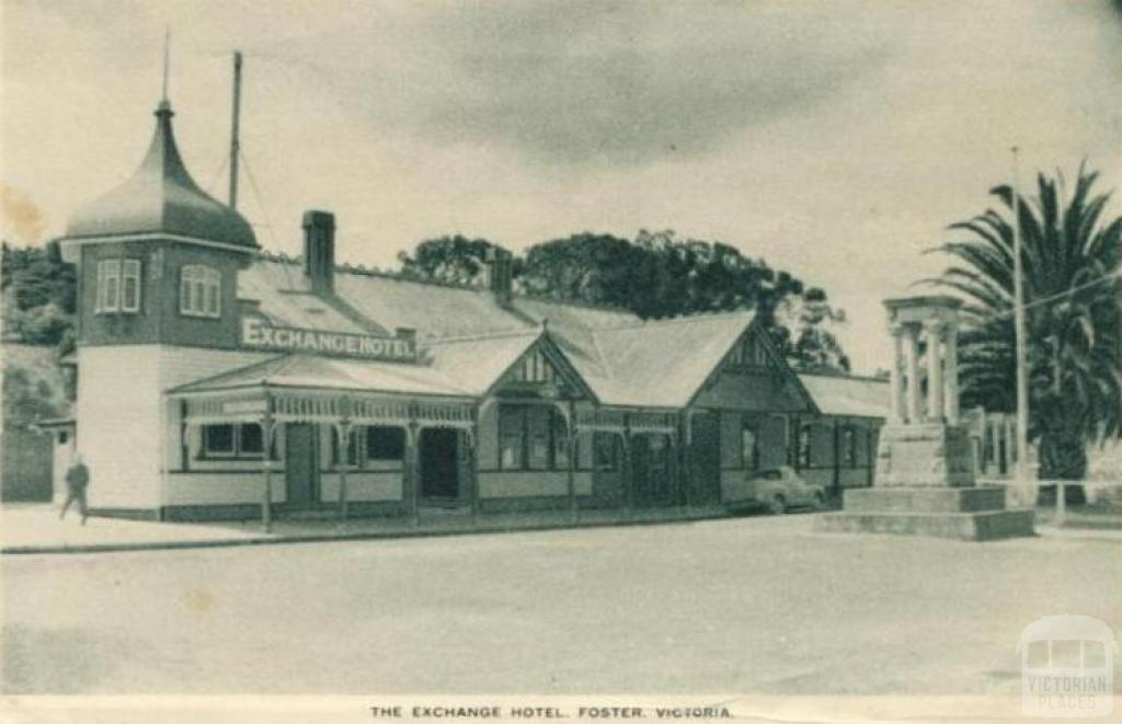 The Exchange Hotel, Foster