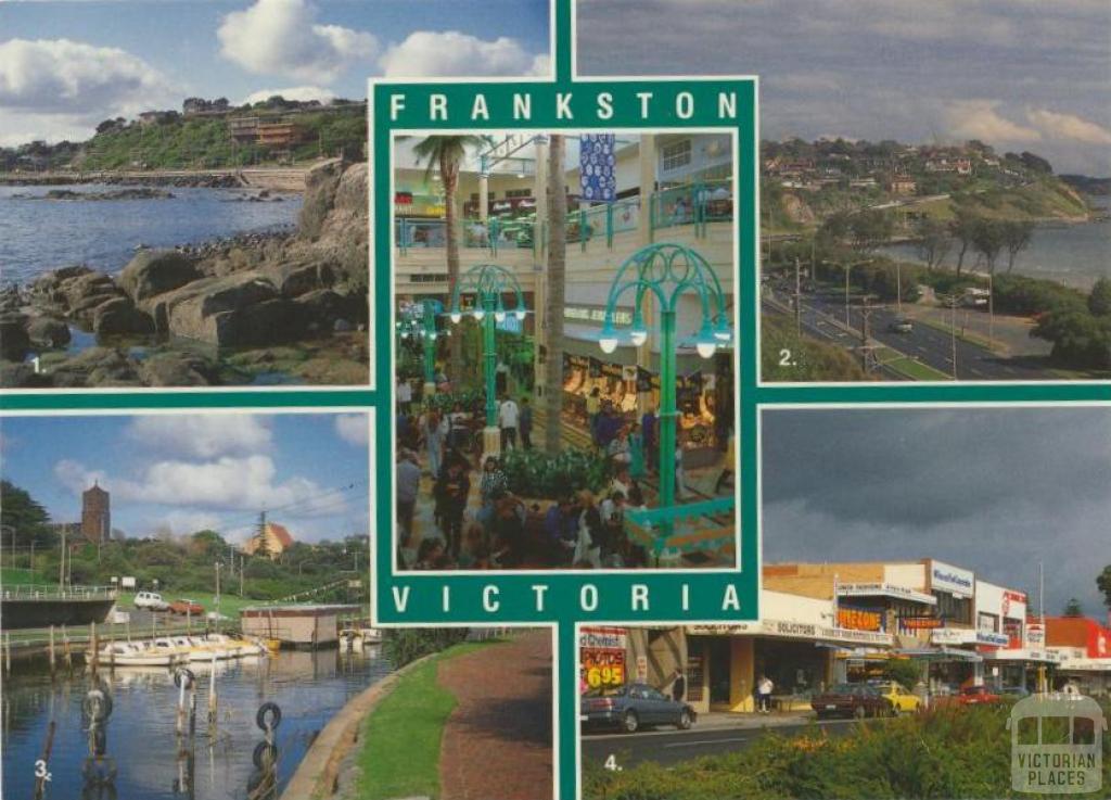 Frankston, 1995