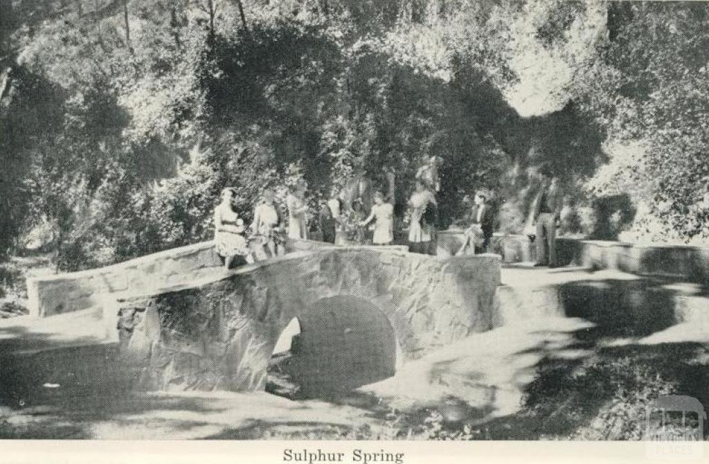 Sulphur Springs, Hepburn Springs